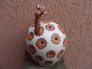 Luminária Girafa Ética 2