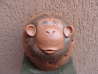 Luminária Macaco