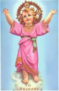 Oraciones al Divino Niño