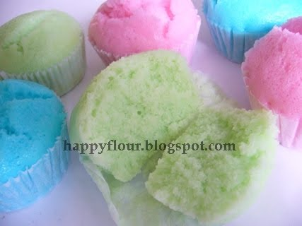 Steamed rice flour cake recipe