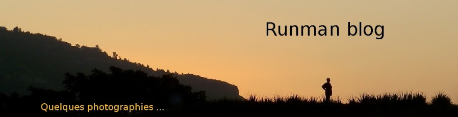 Runman blog