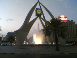 DUBAI CLOCK TOWER