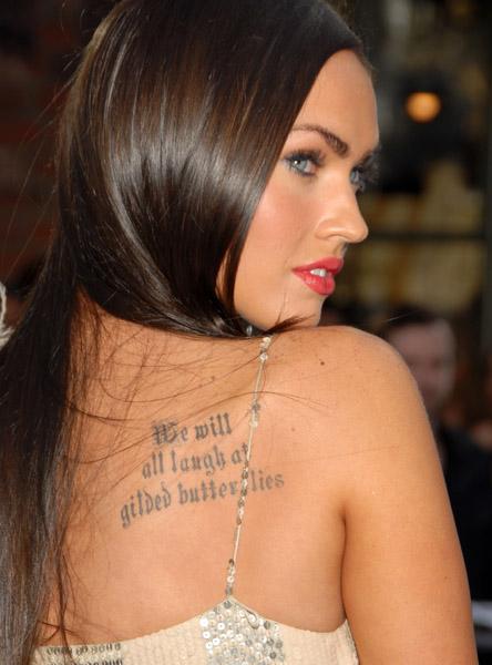 "Megan Fox dijo que ""adoraría"" tener un trasero brasileño"