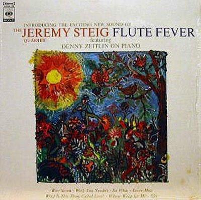Jeremy Steig - Flute Fever