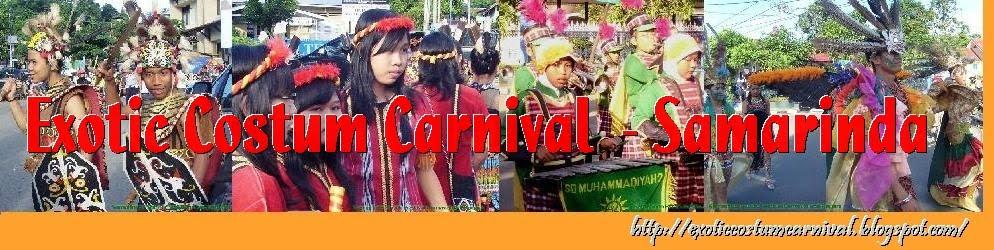 exotic costum carnival - samarinda