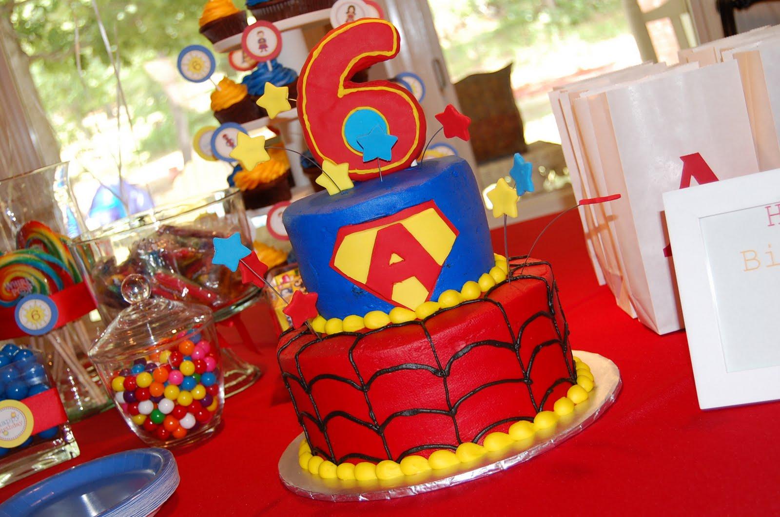 Spiderman cupcake cake walmart - photo#11