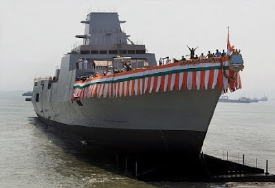 حصرى للمنتدى/قراءة في الخلفية التاريخية لتطور القوة البحرية+(صور) INS+Kochi_Keypublishing