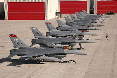 16 yang digunakan oleh Air National Guard, Amerika (photo : Wiki)