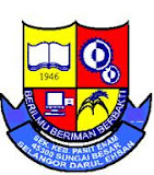 Logo Sekolah SK Parit 6