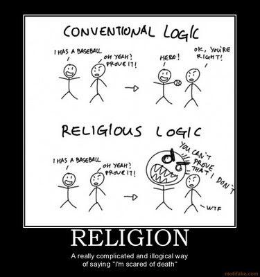 Atheism vs Christainity Debate - Page 2 Logic