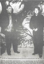 Mano de mandioca ejercicio pl stico el mural de for El mural de siqueiros en argentina