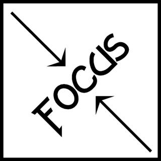 bersikap fokus