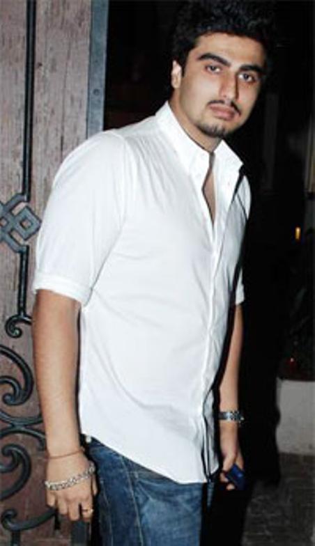 """RafiandSTAR: Newcomer """" Arjun Kapoor"""
