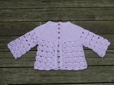 Two Baby Jacket Crochet Patterns