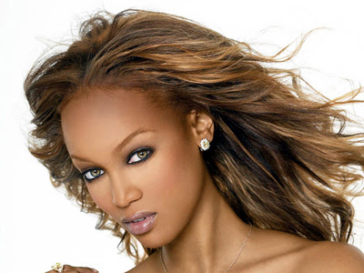 tyra banks modeling victoria secret. Aside from modeling