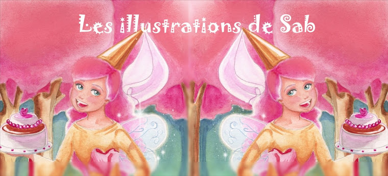 Les illustrations de Sab