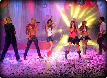 letra y video de las canciones de rbd:
