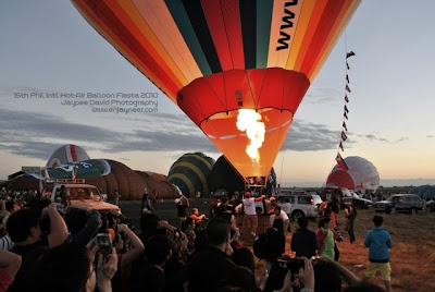 15th Philippine International Hot Air Balloon Fiesta Festival, Clarkfield, Pampanga, Clark Freeport zone, Pampanga Festivities, Clark Special Economic Zone, February Holidays