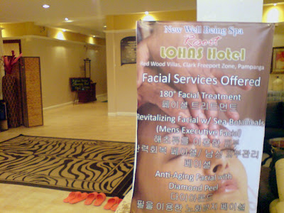 New Well Being Spa, Lohas Hotel, Samgeopsal, Korean Food, Swedish massage, Jim Jil Bang, Sauna, Clark Pampanga, Restaurant, Resort