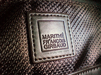 Marithé François Girbaud, Girbaud Men's Bags, Clutch Bag, Pouch Bag, Brown Girbaud Bag