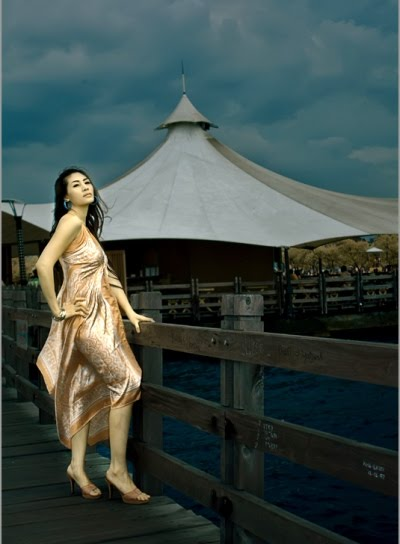 Indonesian Fashion Photography and Beauty