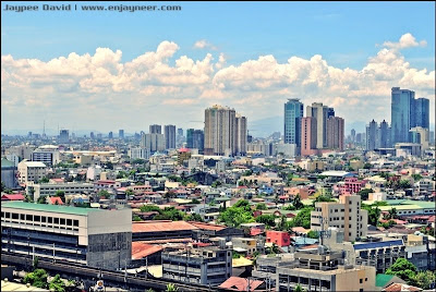 Manila Aerial View, Birds Eye View, Makati Map, Metro Manila, View from the building or condo, Photography