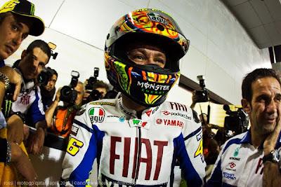 Valentino Rossi Qatar Andrew Wheeler AutoMotoPhoto
