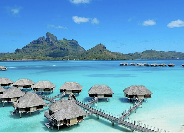 Four Seasons Bora Bora Tahiti