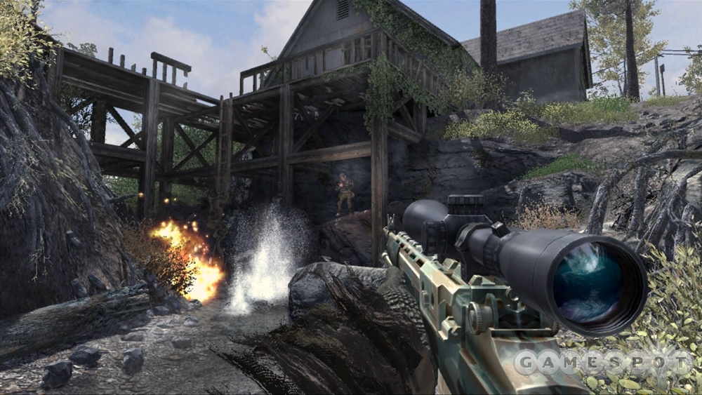 call of duty 4 modern warfare 2 ghost. warfare 2 ghost death.