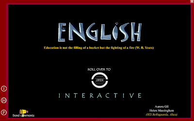 clicknlearn, lingua inglese