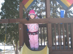Ayanna and Winter Fun