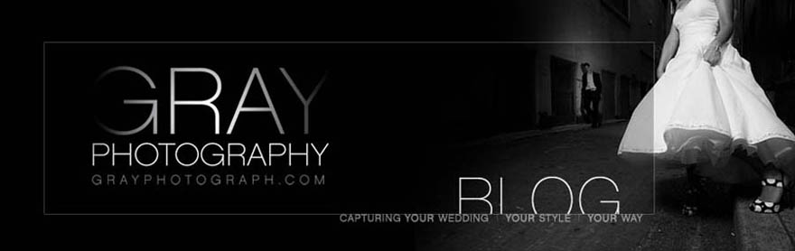 Gray Photography - Nashville Based Wedding Photographers