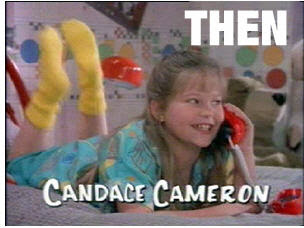 Dj From Full House Candace Cameron