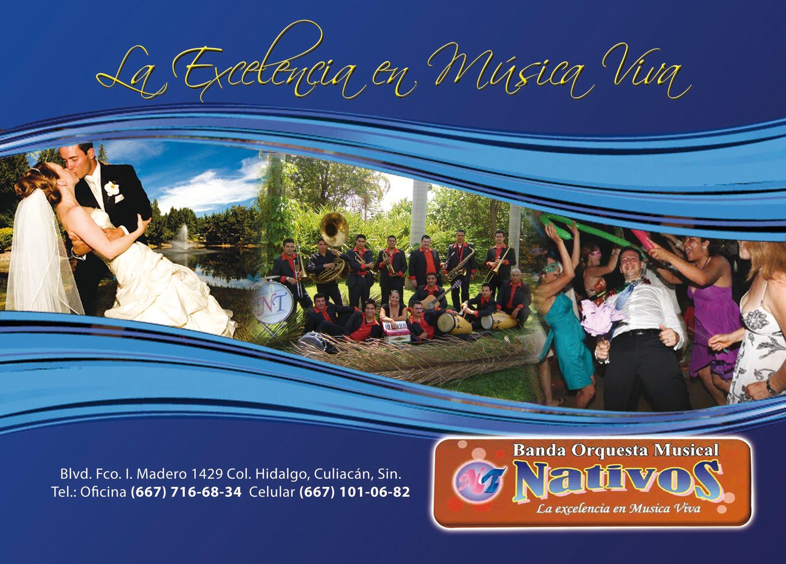 Musical Nativos