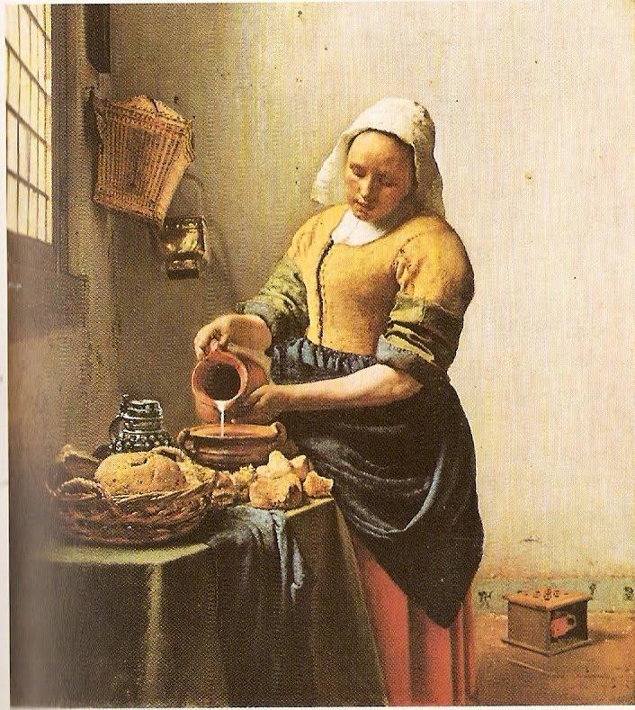 Darts - La lechera de vermeer ...