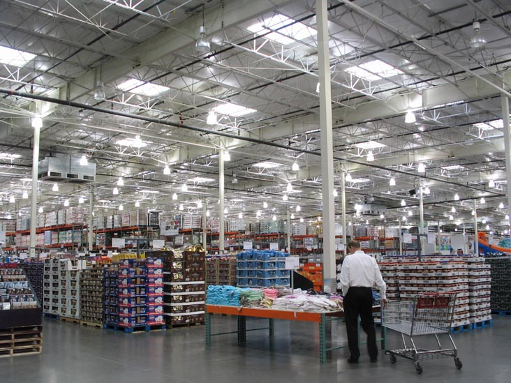 Costco business plan