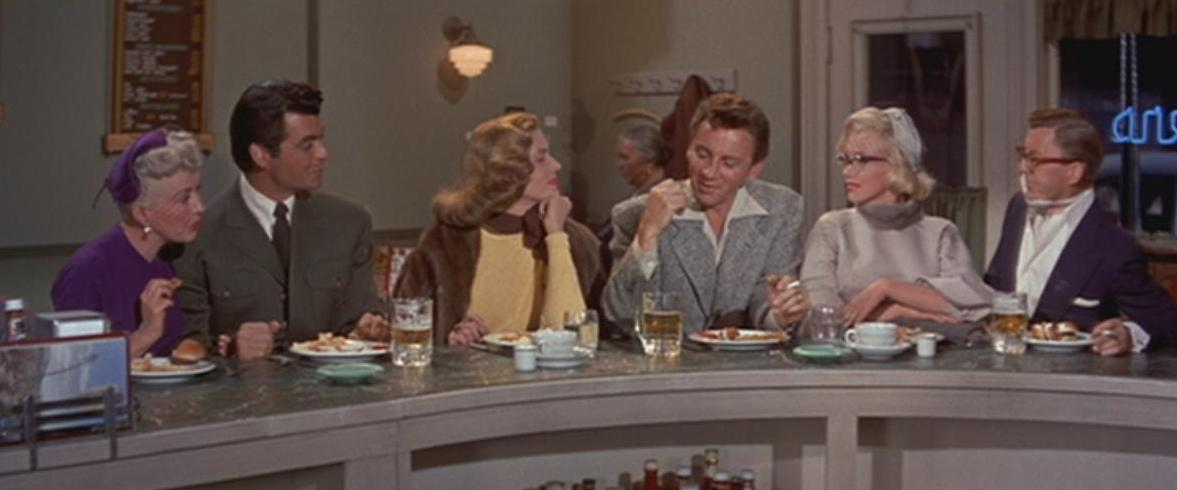 How to marry a millionaire cast