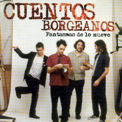 Cuentos Borgeanos - Fantasmas De Lo Nuevo