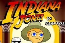 Indiana Jones in Odd-World