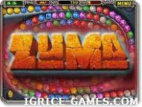 Zuma igre