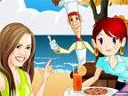 Restoran na plazi
