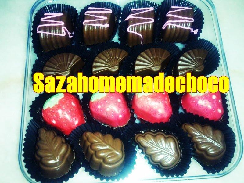 Saza Homemade Choco