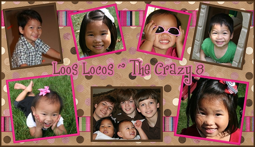 Loos Locos~The Crazy 8