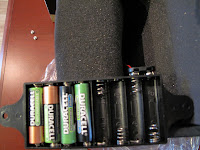 Replacement of Batteries