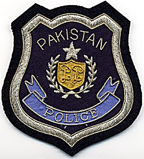 Pakistani Police Logo