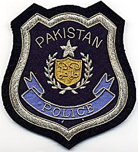 Pakistani Police Logo