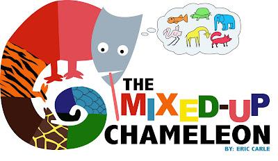 Mixed Up Chameleon Sps Art Room