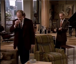 Frasier, The Chair, Niles