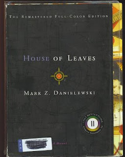 Link to House of Leaves on Amazon