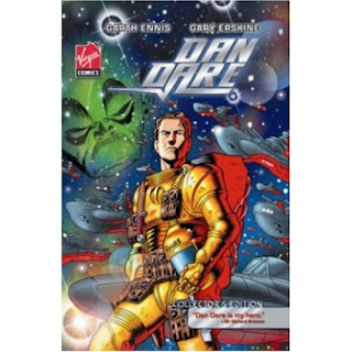 Link to Dan Dare Oversized HC at Amazon